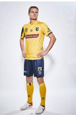 Central Coast Mariners launch new Umbro playing kit