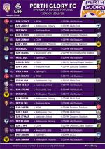 Glory's 2018/19 Hyundai A-League fixtures released