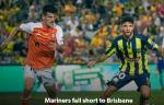 Mariners fall short to Brisbane Roar