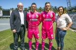 Mariners confirm Pink Round for Sunday October 29