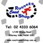 Coast Runners Shop Race Night