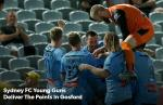 Sydney FC Young Guns Deliver The Points In Gosford