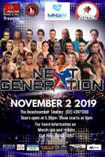 Fite 108 Muay Thai Next Generation 2/11/2019