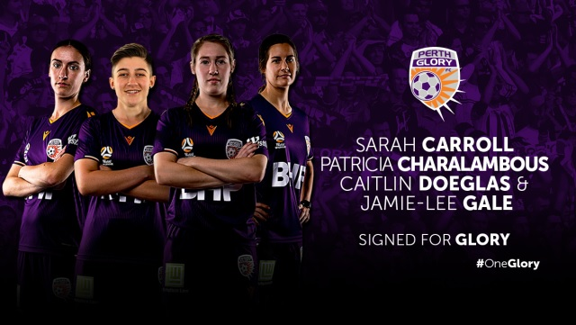 Experienced quartet on board for W-League 2020/21 Season