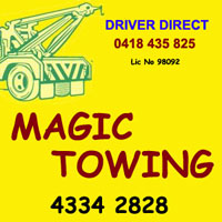 For all your towing needs