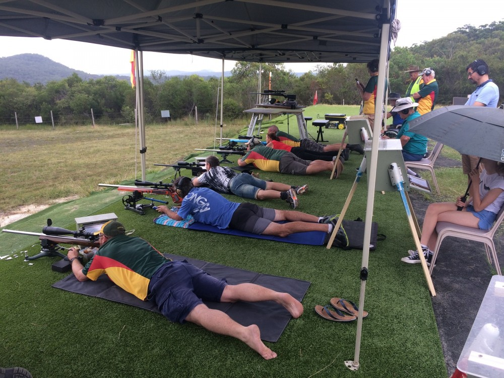 Gosford District Rifle Club